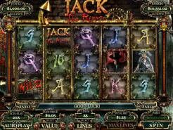 Jack the Ripper Slots