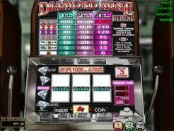 Diamond Mine Deluxe Slots